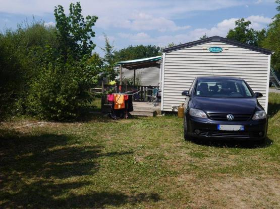 Mobile-home ECO 31 m² (2 chambres)