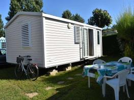 Mobil-home CONFORT 24m² - 2 chambres