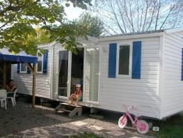 Mobil-home CONFORT 32m² - 3 chambres