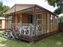 Chalet ECO 30m² - 2 chambres