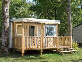 Mobil-home SLOOP 1 habitación- Rate for 2 adults and 2 children less than 12 years