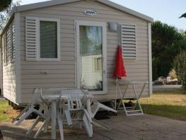 Mobil-home Eco 17m² (1 bedroom) + terrace