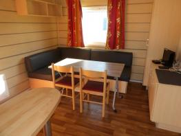 Mobil home Comfort 29m² (2 bedrooms) terrace