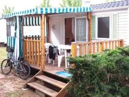 Mobile home Confort 2 bedrooms 26-28m²