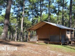 Lodge 30m² without toilet blocks