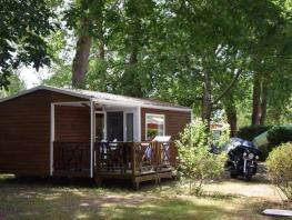 Mobil-home MONTANA - 2 chambres