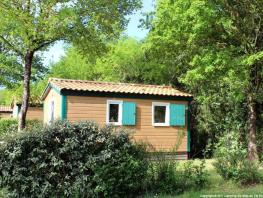 CHALET 2/4 Pers. 24m², TV + Terrasse Non Couverte