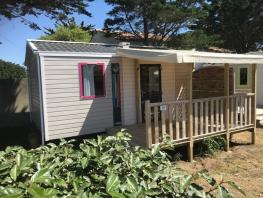 Mobile-home Moana 2 bedrooms 28m²