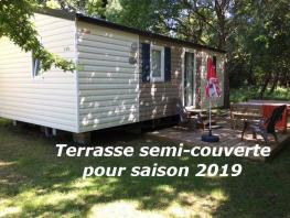 Mobil-home EVOLUTION - 2 chambres