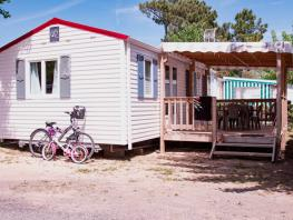 Mobile home Confort  3 bedrooms 30m²