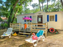 Mobile-home Classique 2 bedrooms