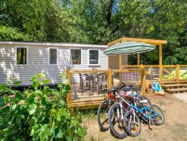 Mobile-home 3 bedrooms Family
