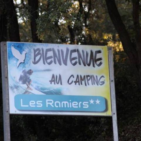 Camping les Ramiers